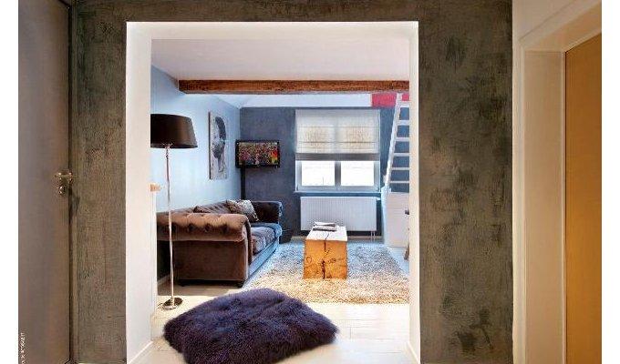 Location Appartement Vacances Bruxelles Terrasse Sablon 1