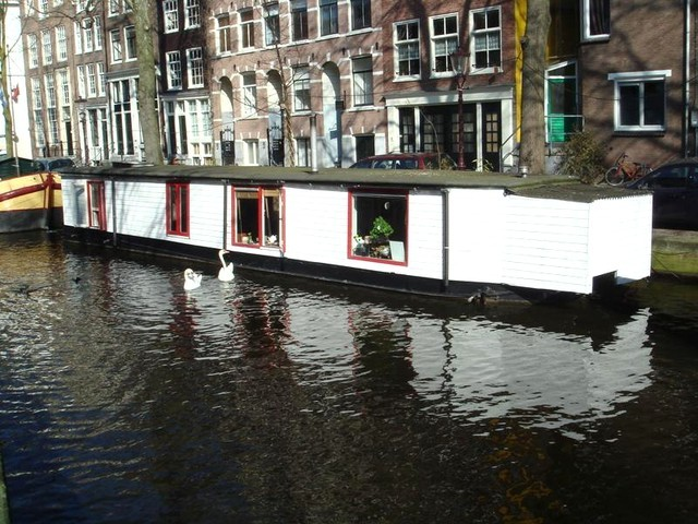 Appartement dans houseboat amsterdam centre historique - Location appartement week end amsterdam ...