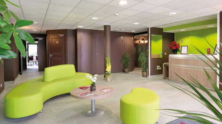 Appart hotel tours offrant des appartements avec services for Appart hotel toulon