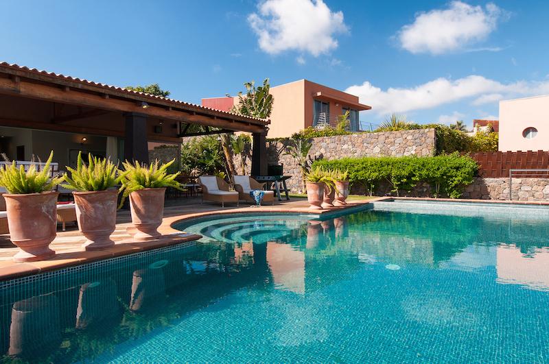 Iles Canaries Grande Canarie Location Vacances Villa