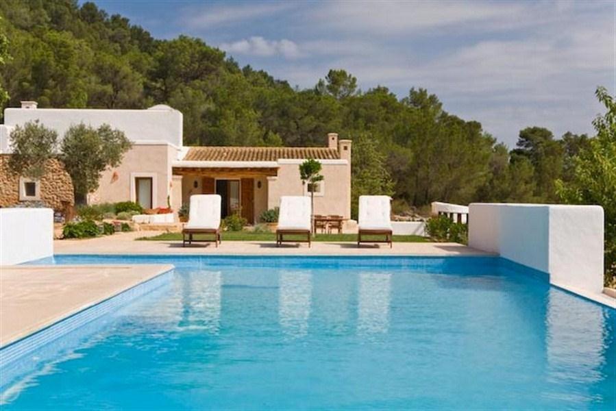 Location villa ibiza piscine priv e san jose iles bal ares for Piscine ibiza avis