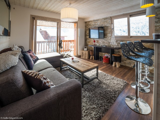location appartement meribel