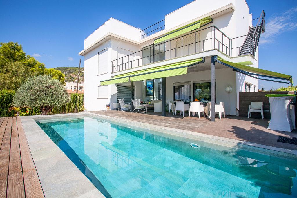 Villa De Milliardaire A Vendre : Location villa majorque piscine privée palma de