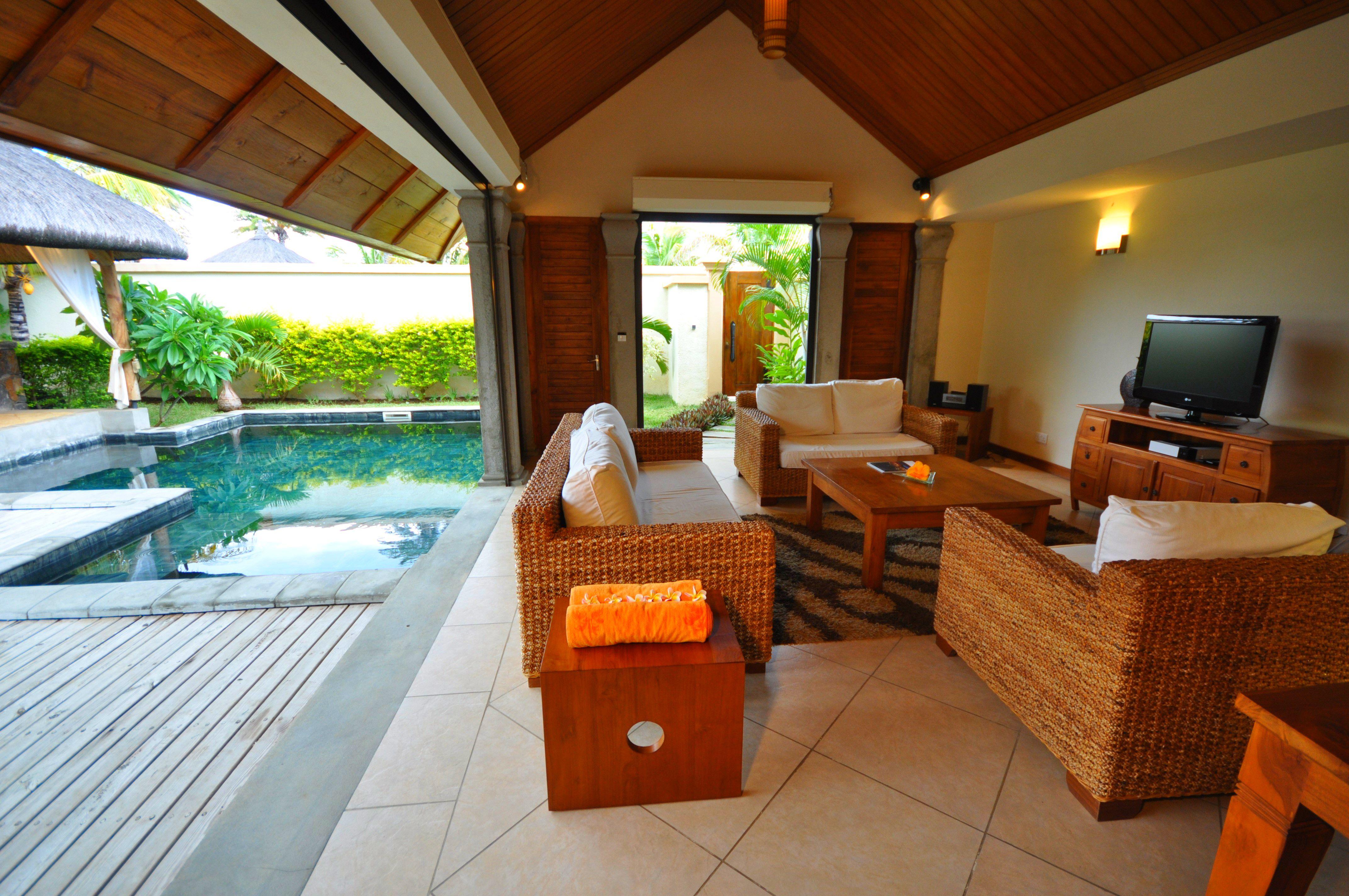 Location Villa Ile Maurice Proche De Grand Baie 224 15
