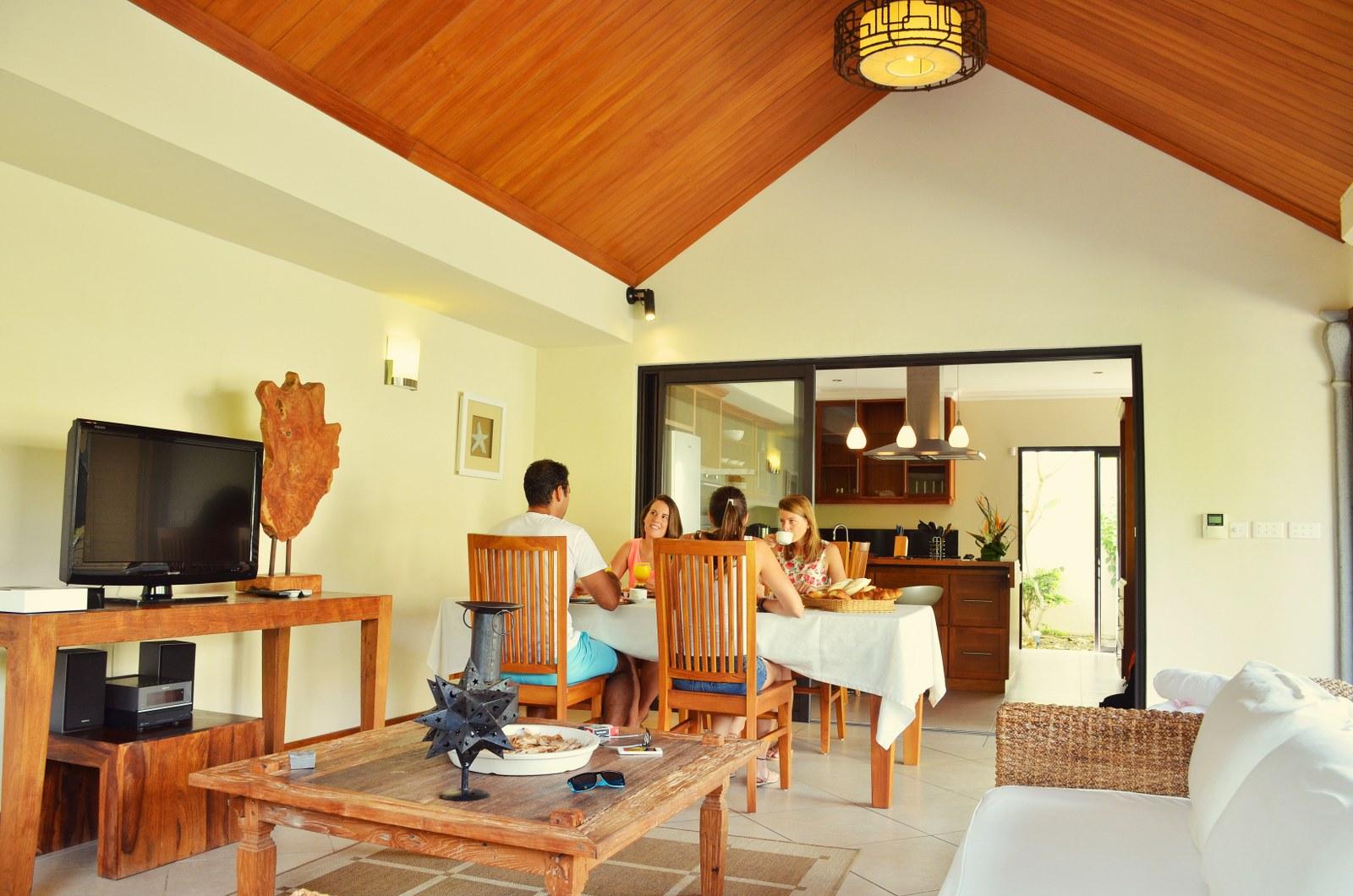 ... Villa Oasis, Location Villa De Luxe En Residence  Grand Baie   Ile  Maurice ...