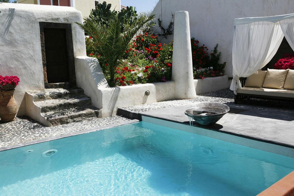 les cyclades santorin maison vacances location villa With location vacances villa piscine privee 7 location de villas a mykonos vacances dans les cyclades