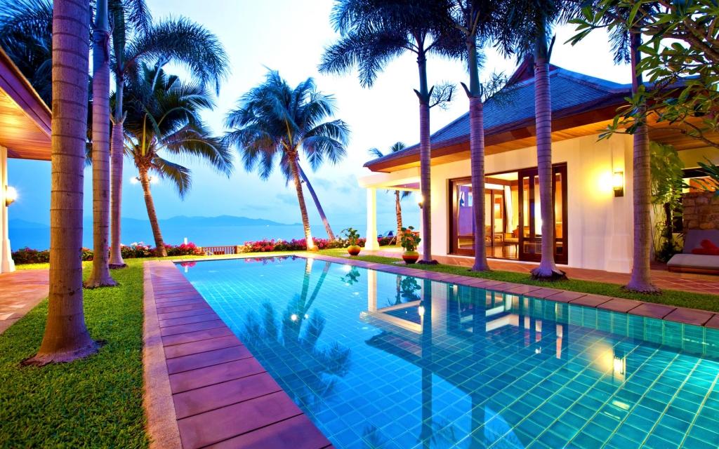 Maison a louer en thailande bord de mer ventana blog for Villa luxe mer