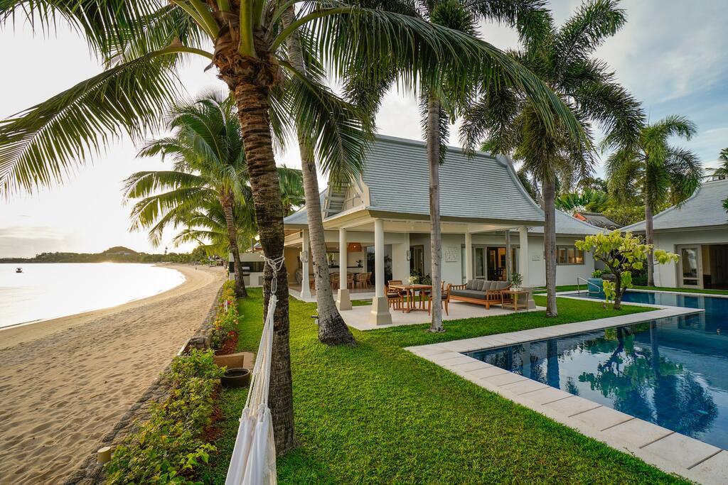 Thailande location vacances villa koh samui maenam for Location villa