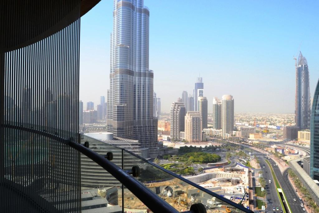 Location Vacances Emirats Arabes Unis Studio Vue Burj