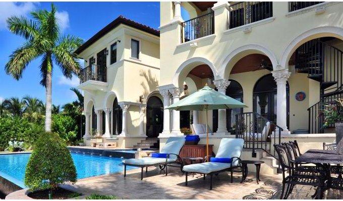 floride atlantique sud miami villa de luxe location villa luxe miami beach palm island floride On miami villa de luxe
