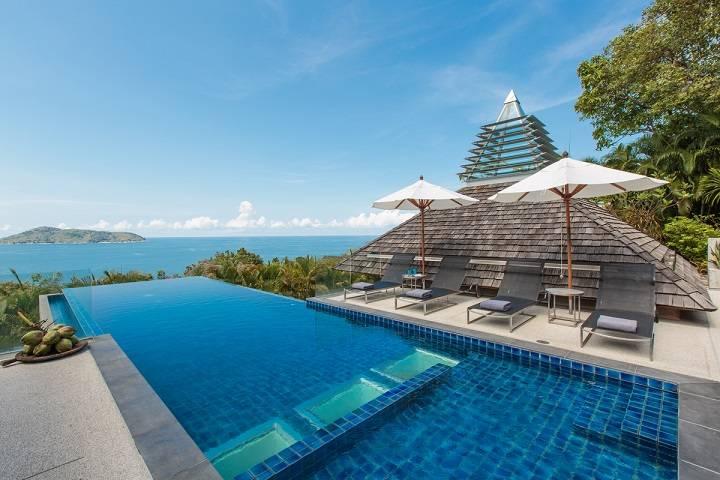 Thailande Location Vacances Villa Phuket
