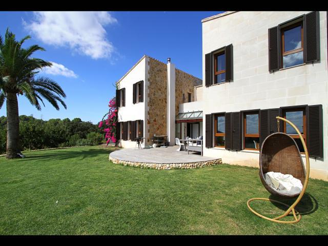 location villa majorque piscine priv e porreres les bal ares. Black Bedroom Furniture Sets. Home Design Ideas