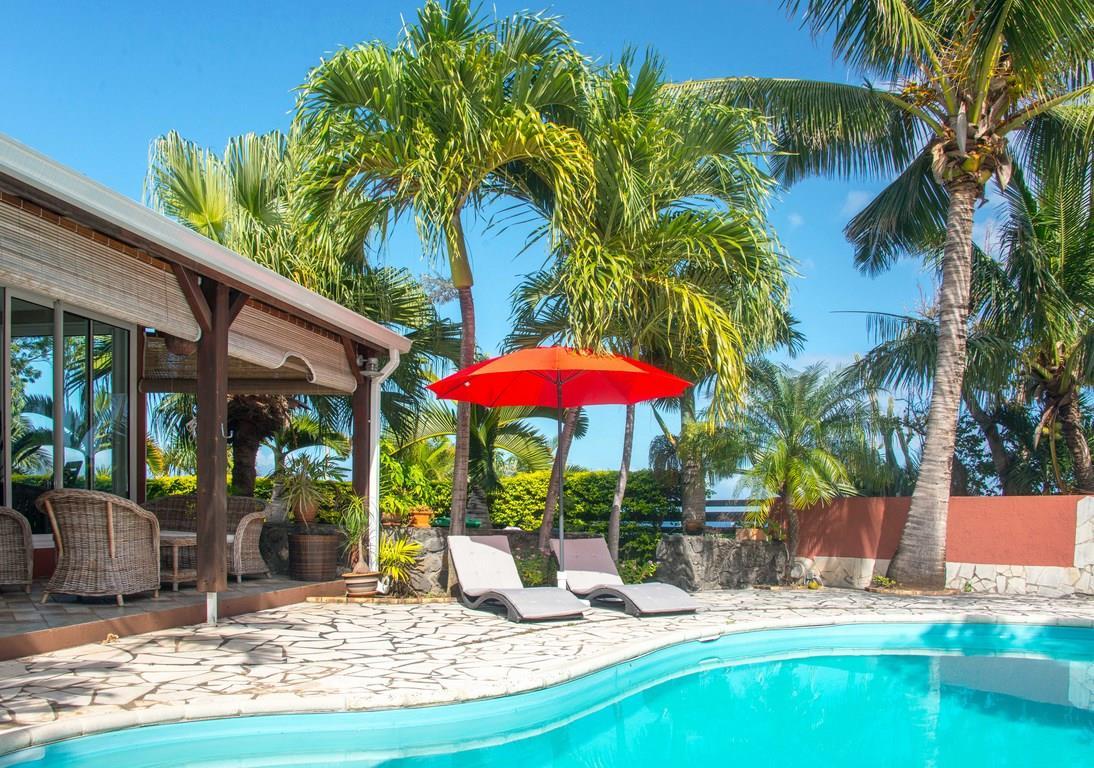 Location villa saint pierre ile de la reunion avec piscine for Piscine reunion