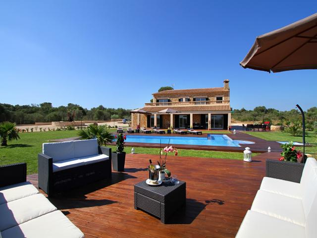 Location villa majorque luxe piscine priv e sant jordi for Piscines sant jordi