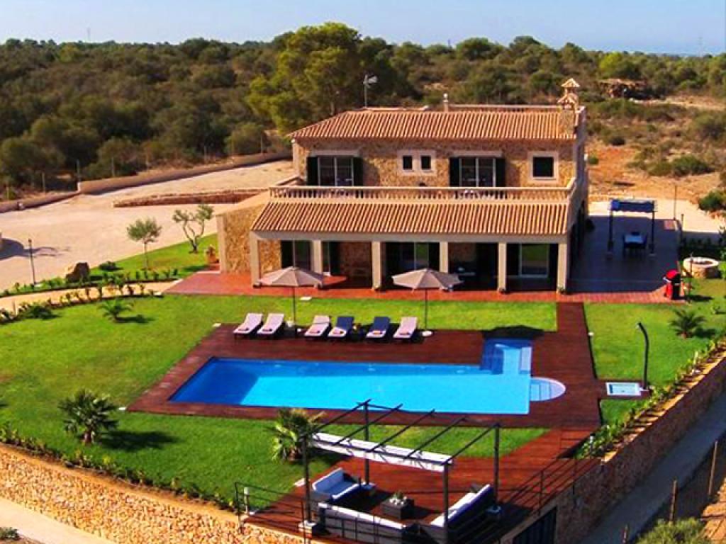 Location villa majorque luxe piscine priv e sant jordi for Piscine baleares