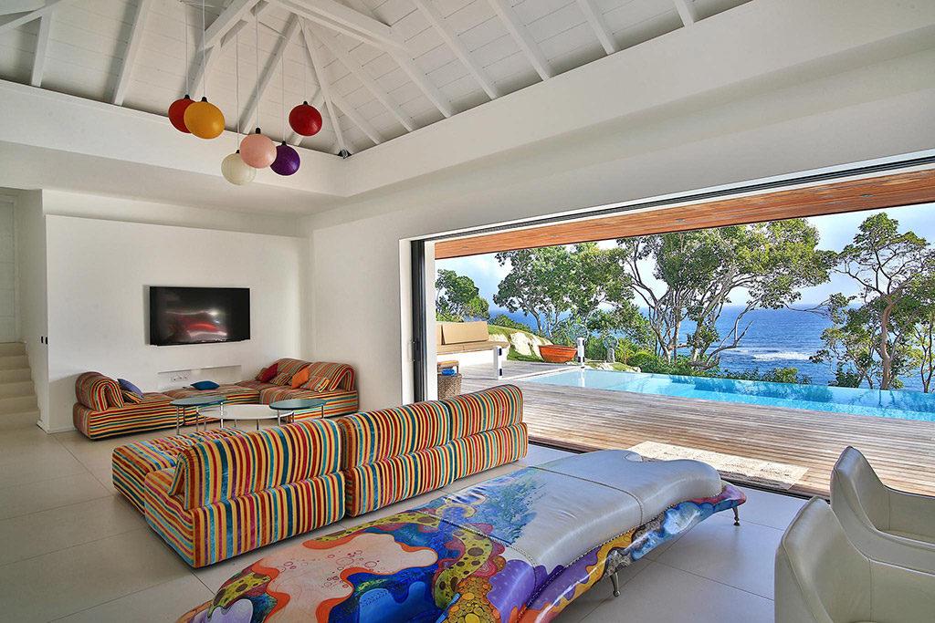 Location Villa Guadeloupe Luxe Sainte Anne Avec Piscine Priv E
