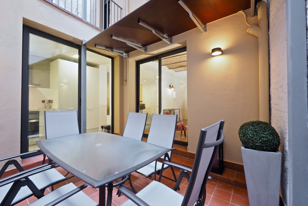 location appartement a barcelone