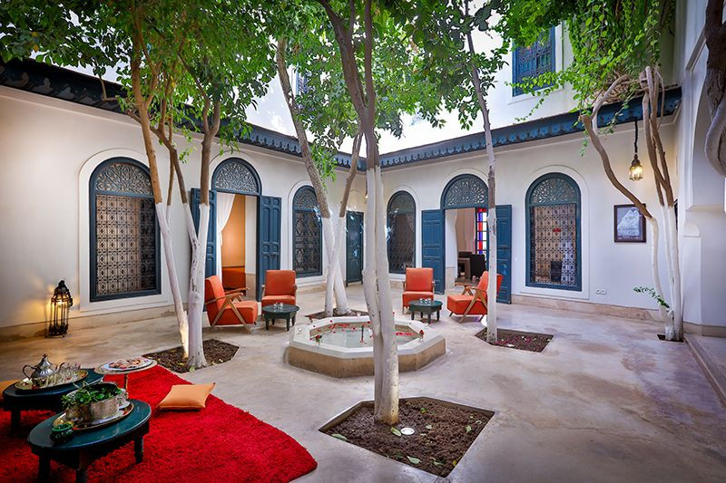location riad groupe marrakech