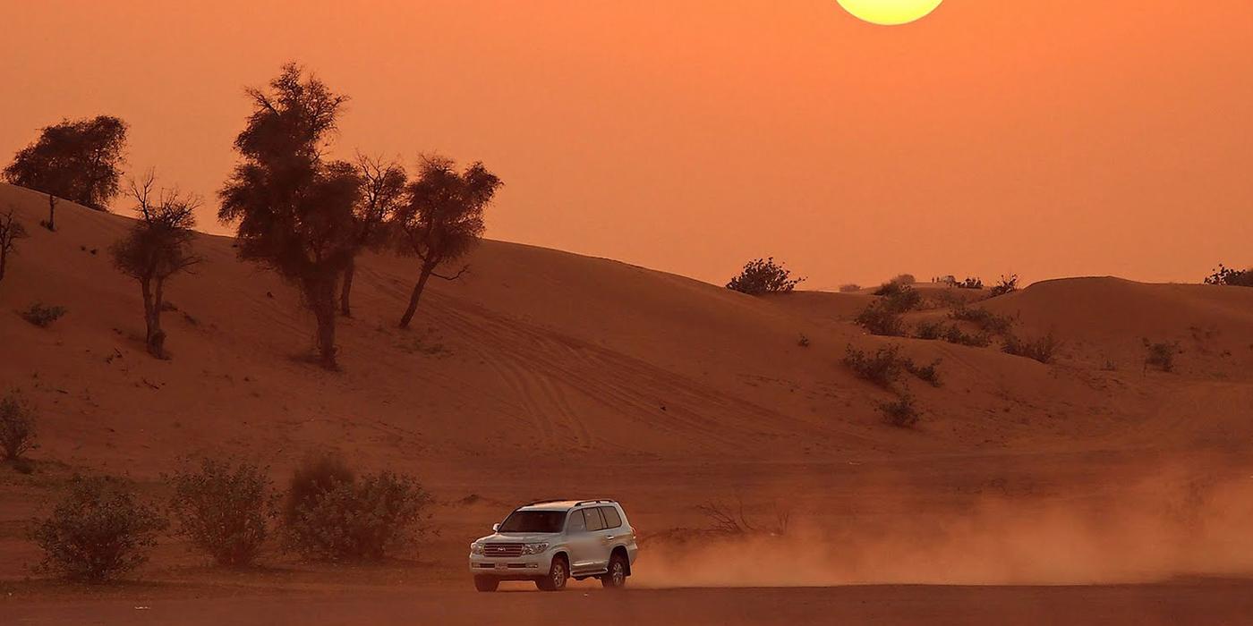 Forfait Vacances Dubai 4 Nuits 5 Jours