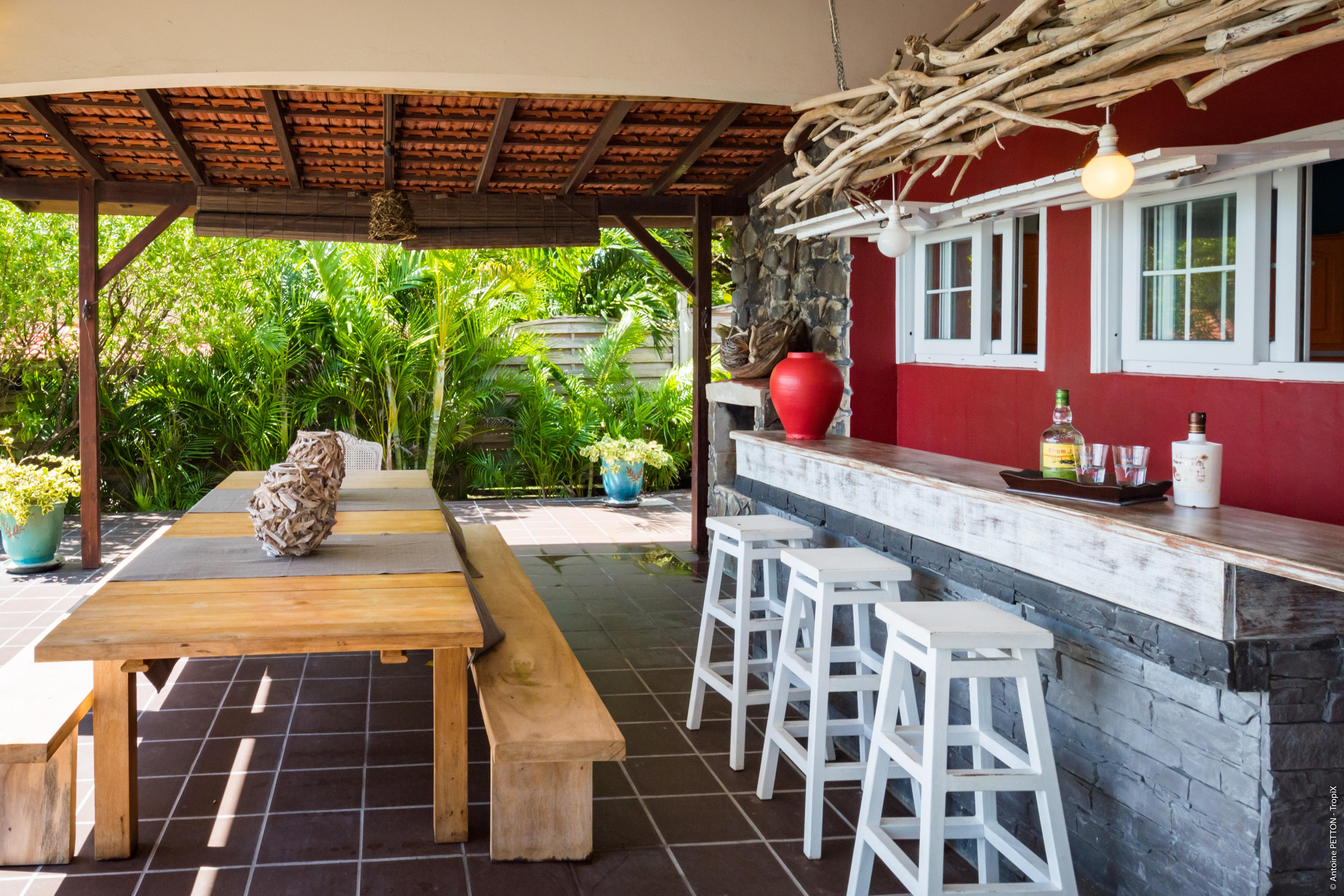 Location villa martinique piscine priv e sur la place du - Location villa piscine martinique ...