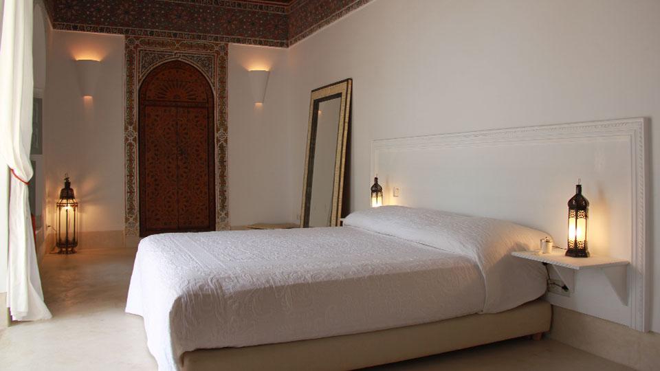 Location Riad Marrakech en Exclusivité avec Hammam pour 10 prs