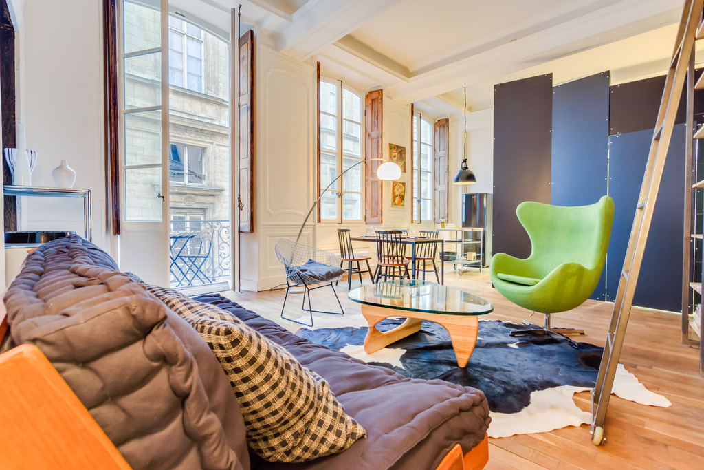 Location appartement lyon centre ville meubl avec balcon - Location appartement lyon meuble ...