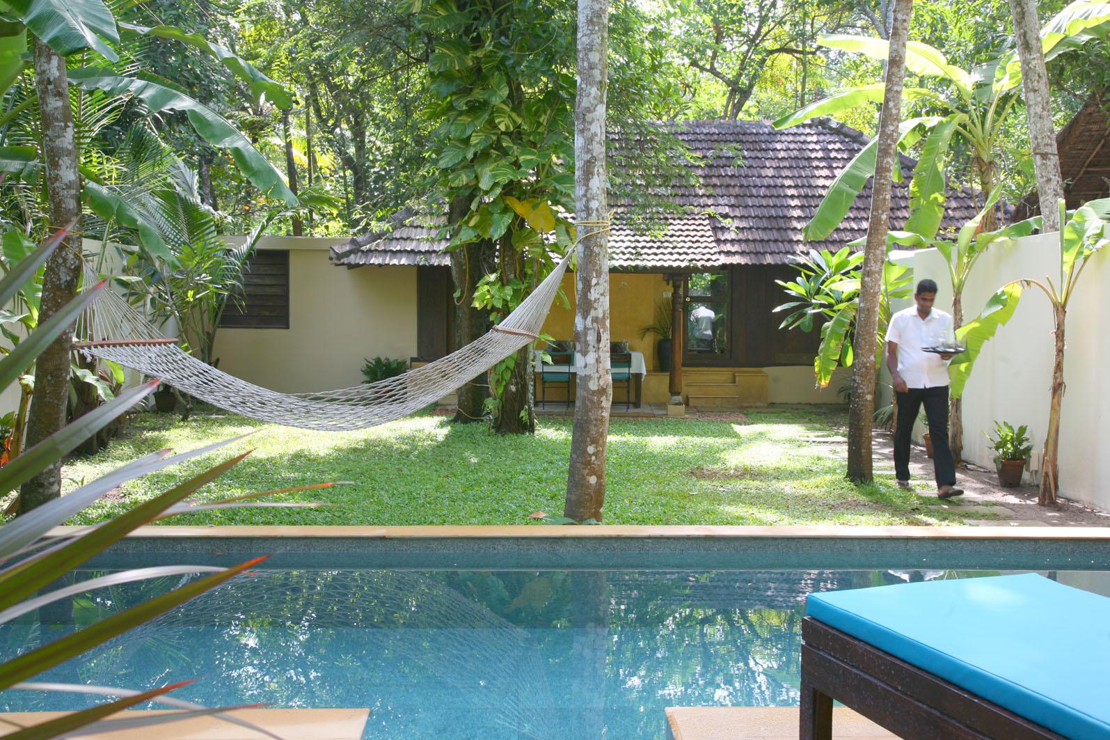 Inde Location Vacances Villa Piscine Kerala
