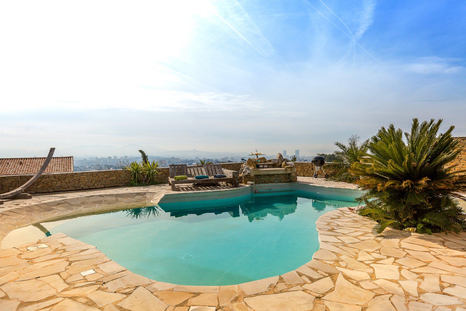 marseille location villa provence bord de mer avec piscine privee et vue mer