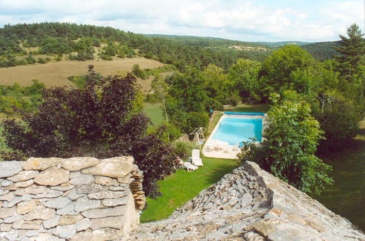 Aveyron location vacances millau location gite aveyron - Location aveyron piscine ...