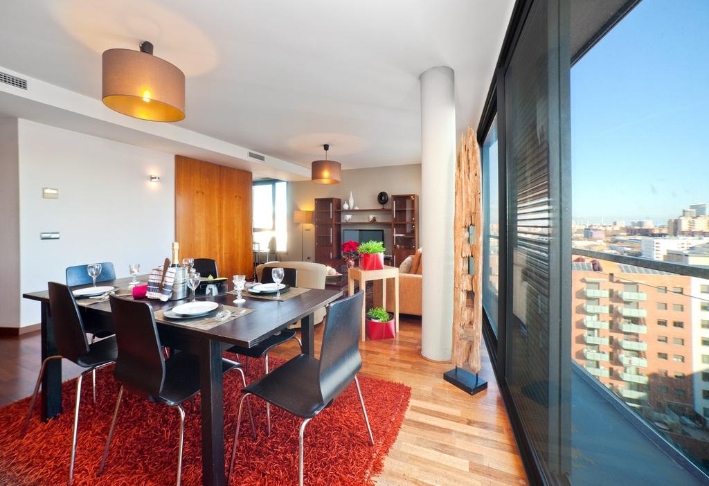 barcelone appartement avec parking
