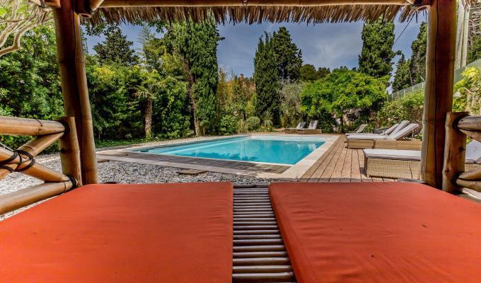 Saint remy de provence location villa luxe provence avec for Camping saint remy de provence avec piscine