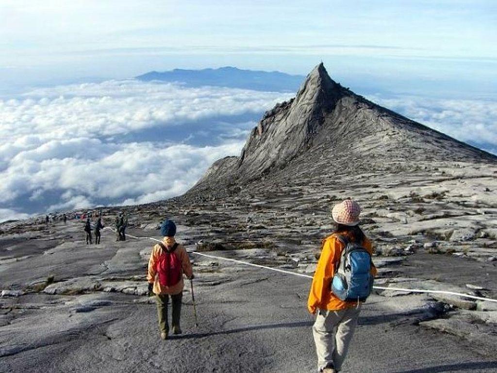 Malaisie Circuit Forfait Borneo Mont Kinabalu Trek Escalade