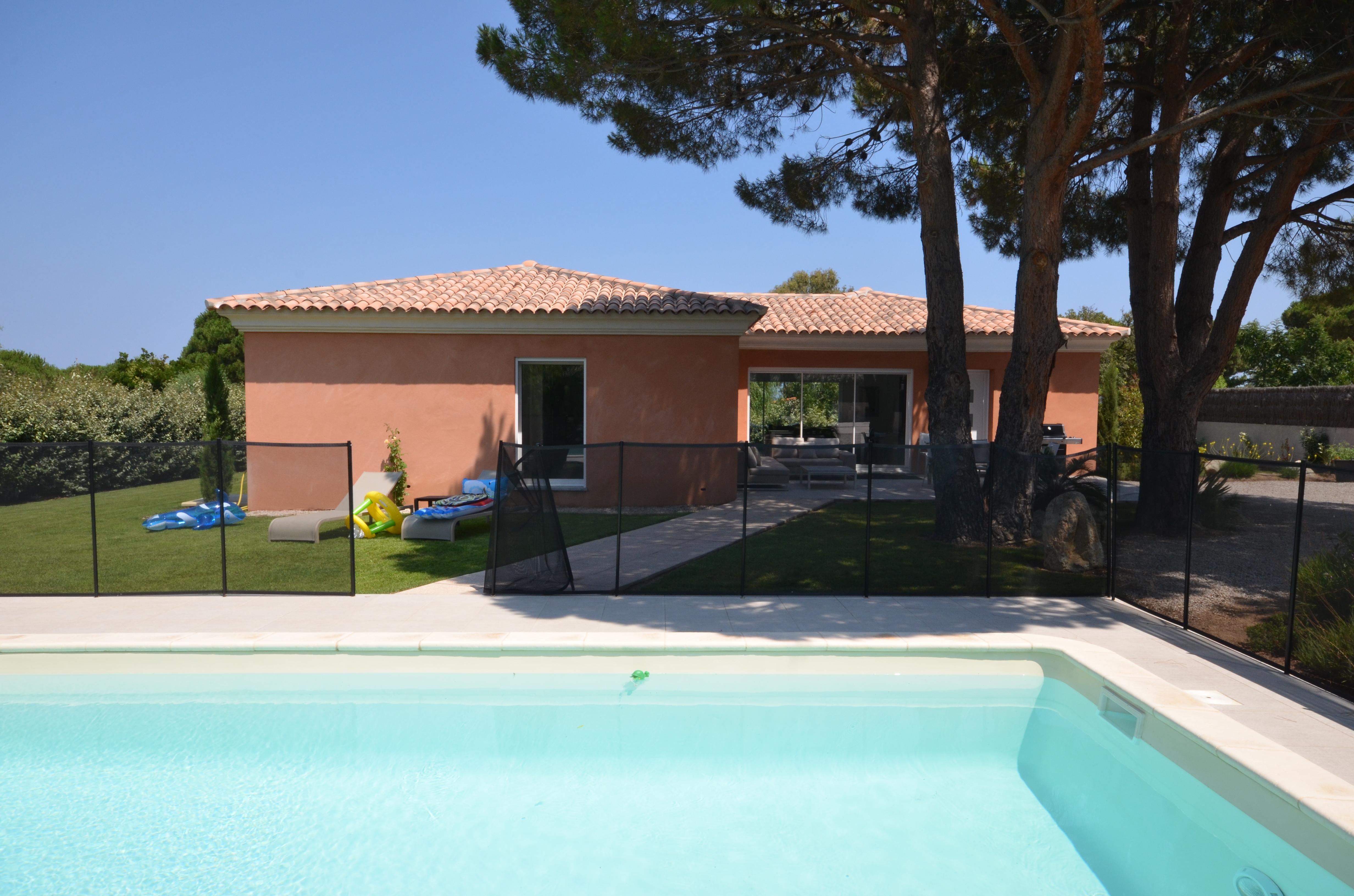 Corse calvi ile rousse villa location villa calvi avec - Location villa avec piscine en corse ...