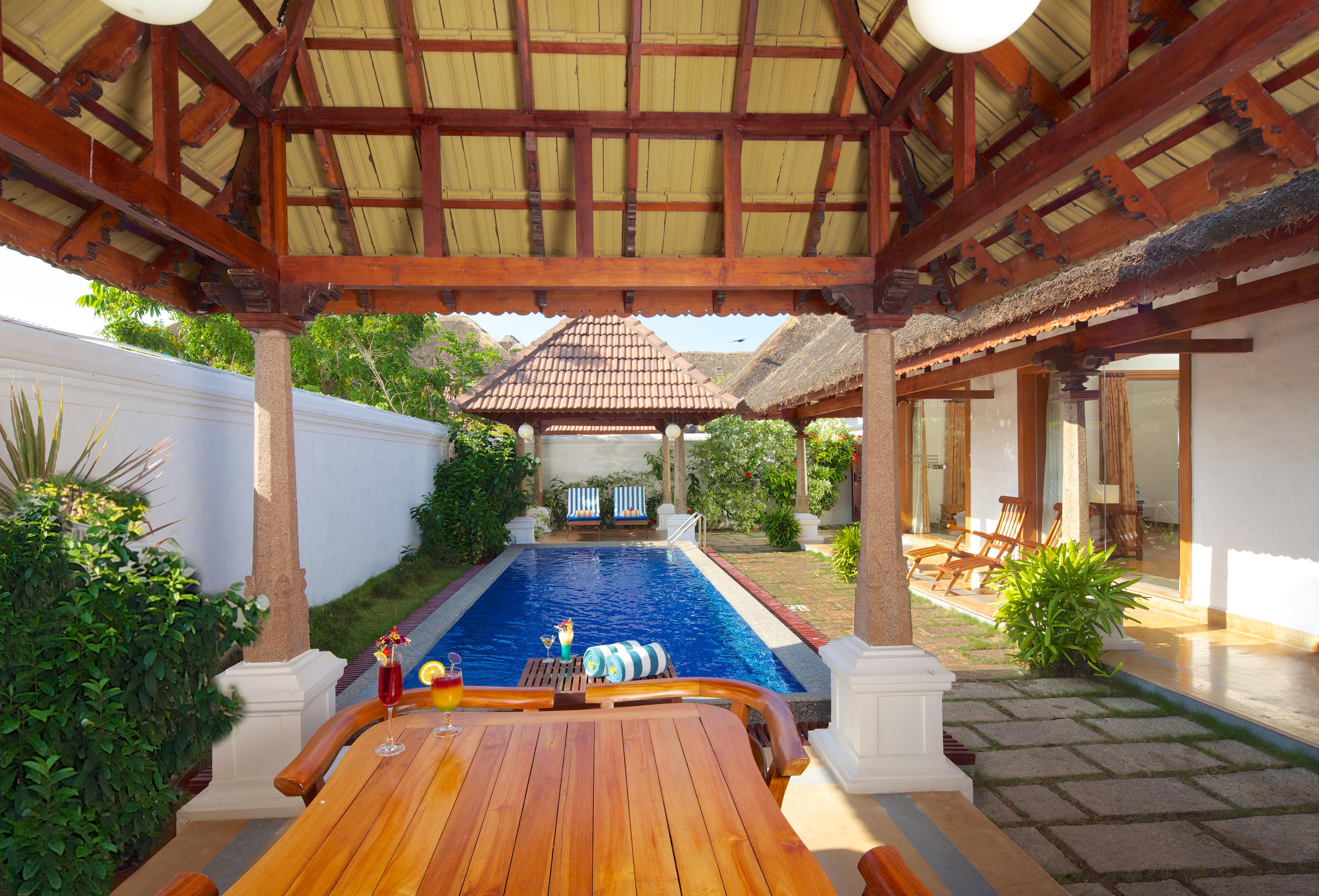 Inde location vacances villa luxe pondich ry - Residence de luxe montagne locati ...
