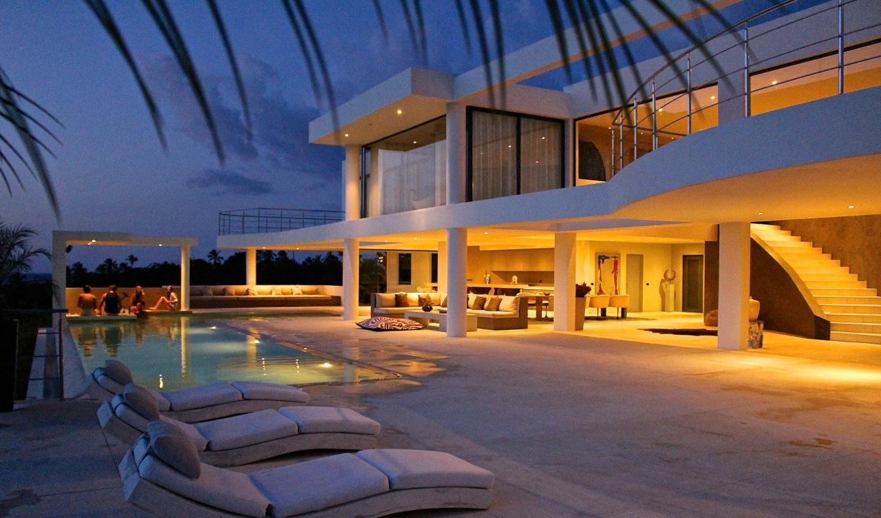 location villa luxe republique dominicaine las terrenas à 200 m de[.]