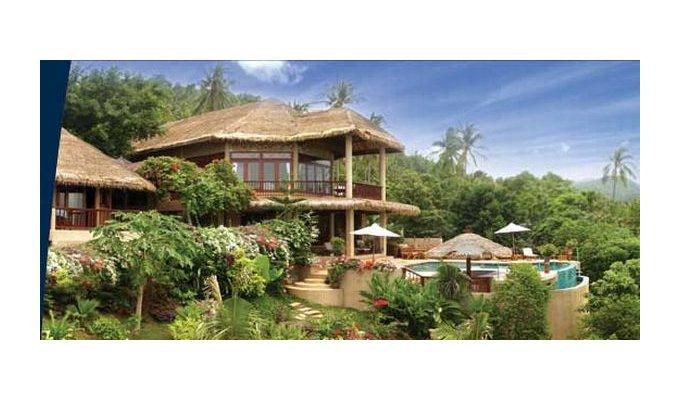 Villa de luxe koh samui location de vacances villa - Villa de vacances luxe location think ...