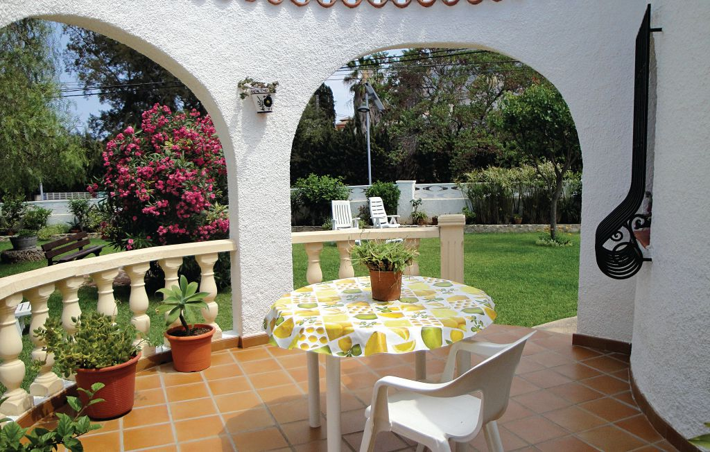 Location villa Denia piscine privée Alicante (Costa Blanca)