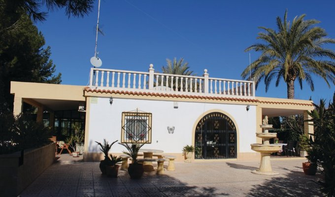 Location villa Alicante (Costa Blanca) piscine privée Catral