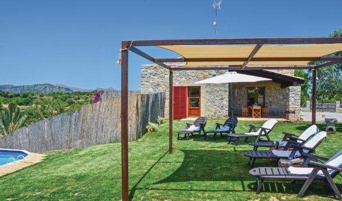 location villa majorque piscine arta les bal ares. Black Bedroom Furniture Sets. Home Design Ideas