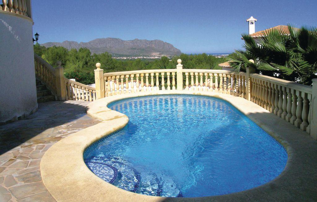 Location villa alicante costa blanca piscine priv e - Location villa espagne piscine privee ...