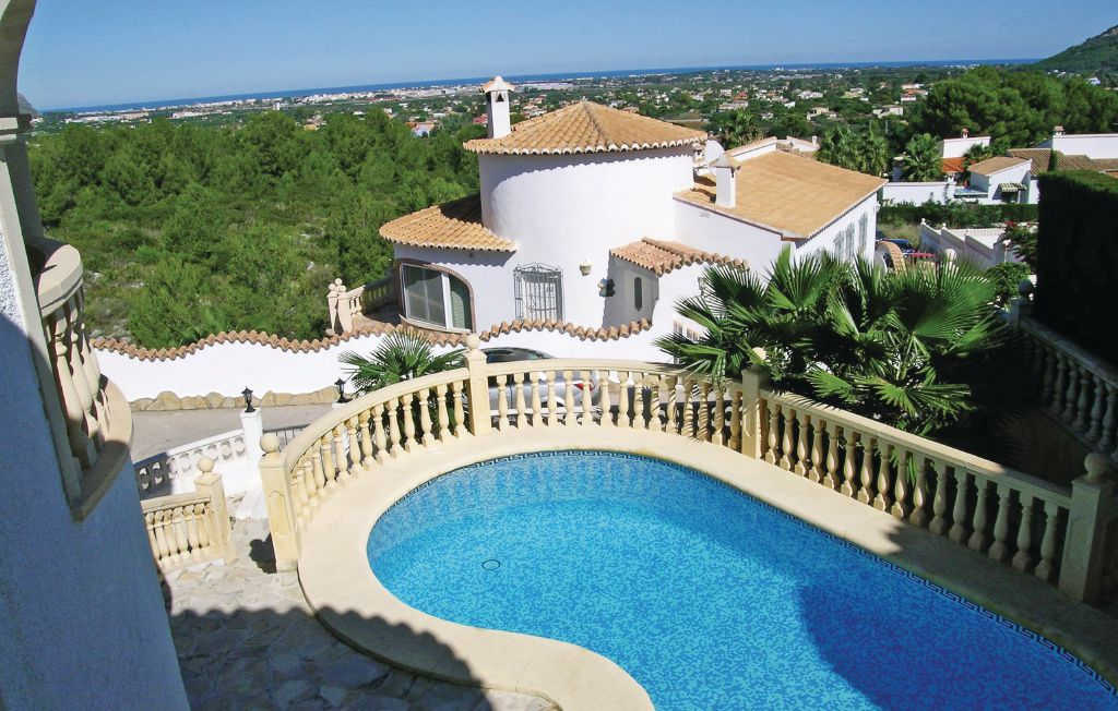 location villa alicante costa blanca piscine priv e