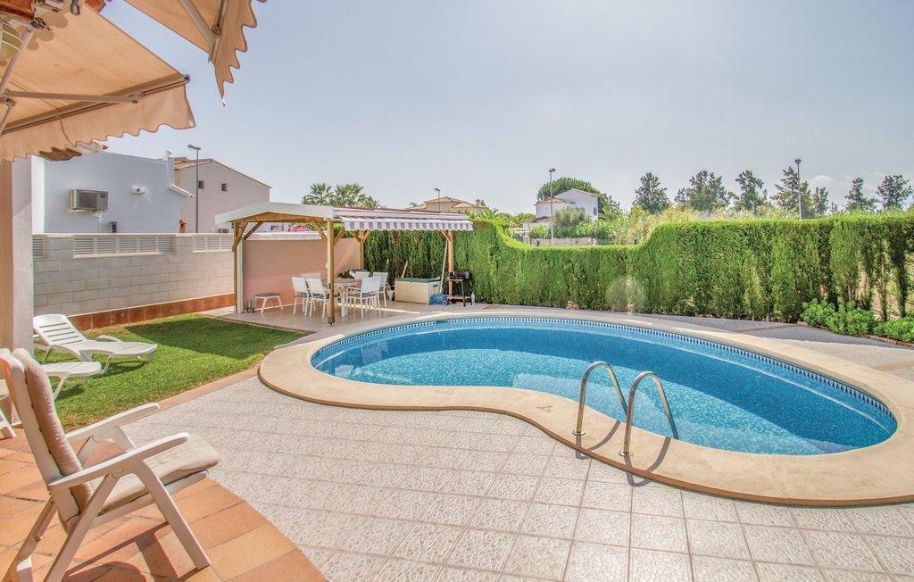Location maison de vacances valence valencia piscine - Piscine valencia espagne ...