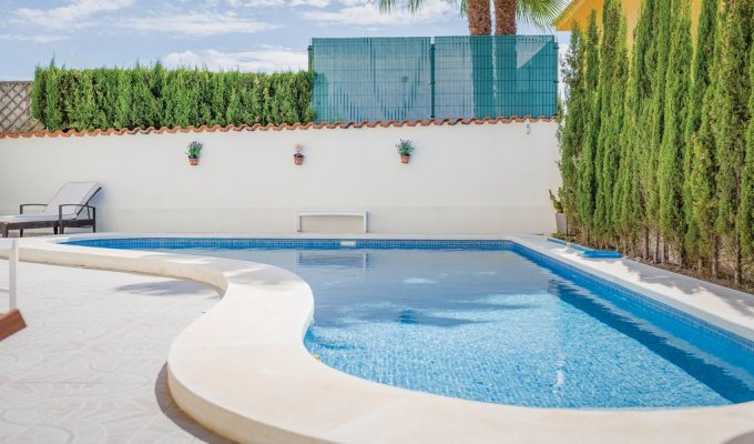 Location villa Alicante (Costa Blanca) piscine privée Ciudad Quesada