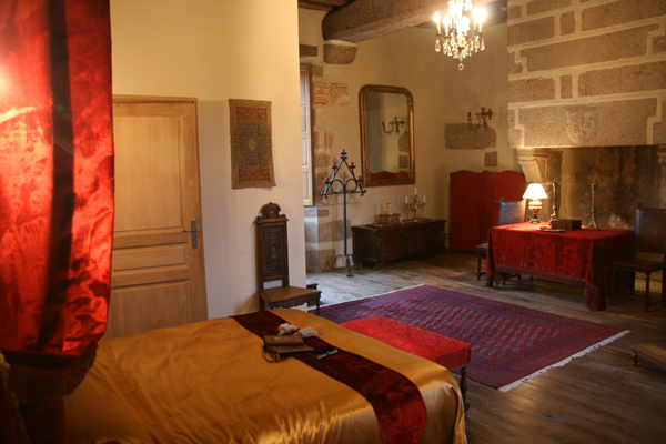 Bretagne mont st michel chateau chambres d 39 hotes de charme - Chambres d hotes au mont saint michel ...