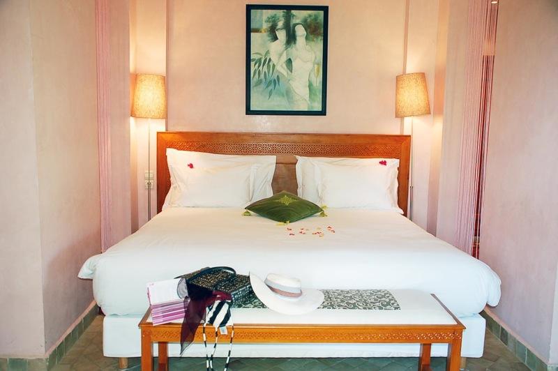 Chambres D 39 H Tes Marrakech Dans Un H Tel De Luxe Avec Piscine