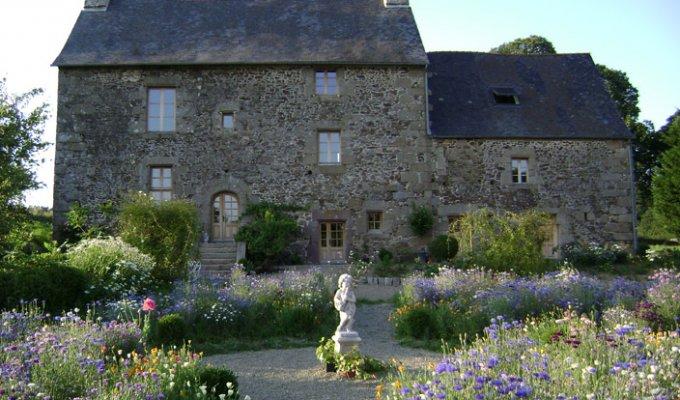 Bretagne mont st michel chateau chambres d 39 hotes de charme au manoir entre le mont st michel et - Chambres d hote mont saint michel ...