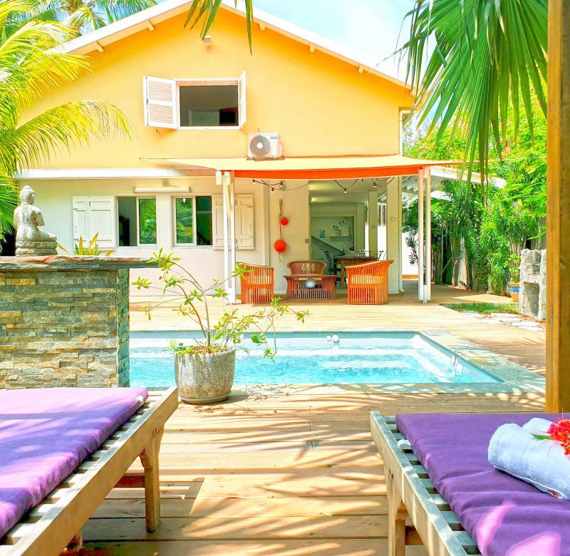 Villa Reunion Saint Gilles