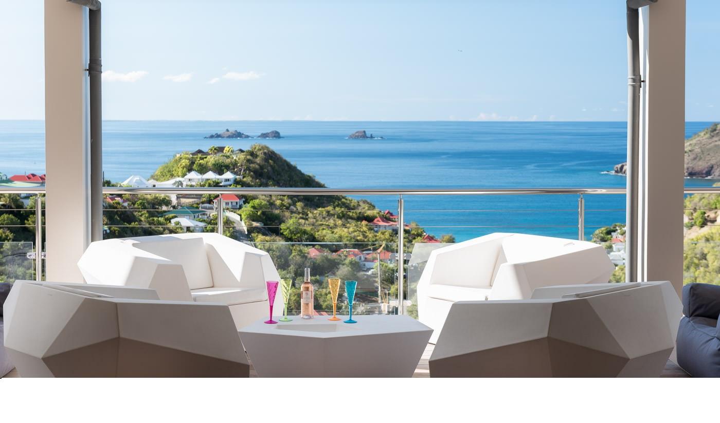 Location vacances st barth l my villa de luxe avec piscine priv e - Villa de vacances luxe location think ...