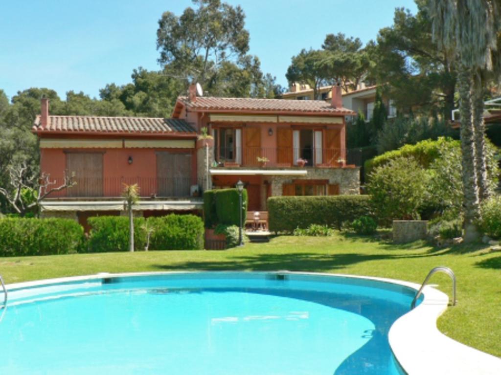 Location villa costa brava llafranc for Villa costa brava location avec piscine