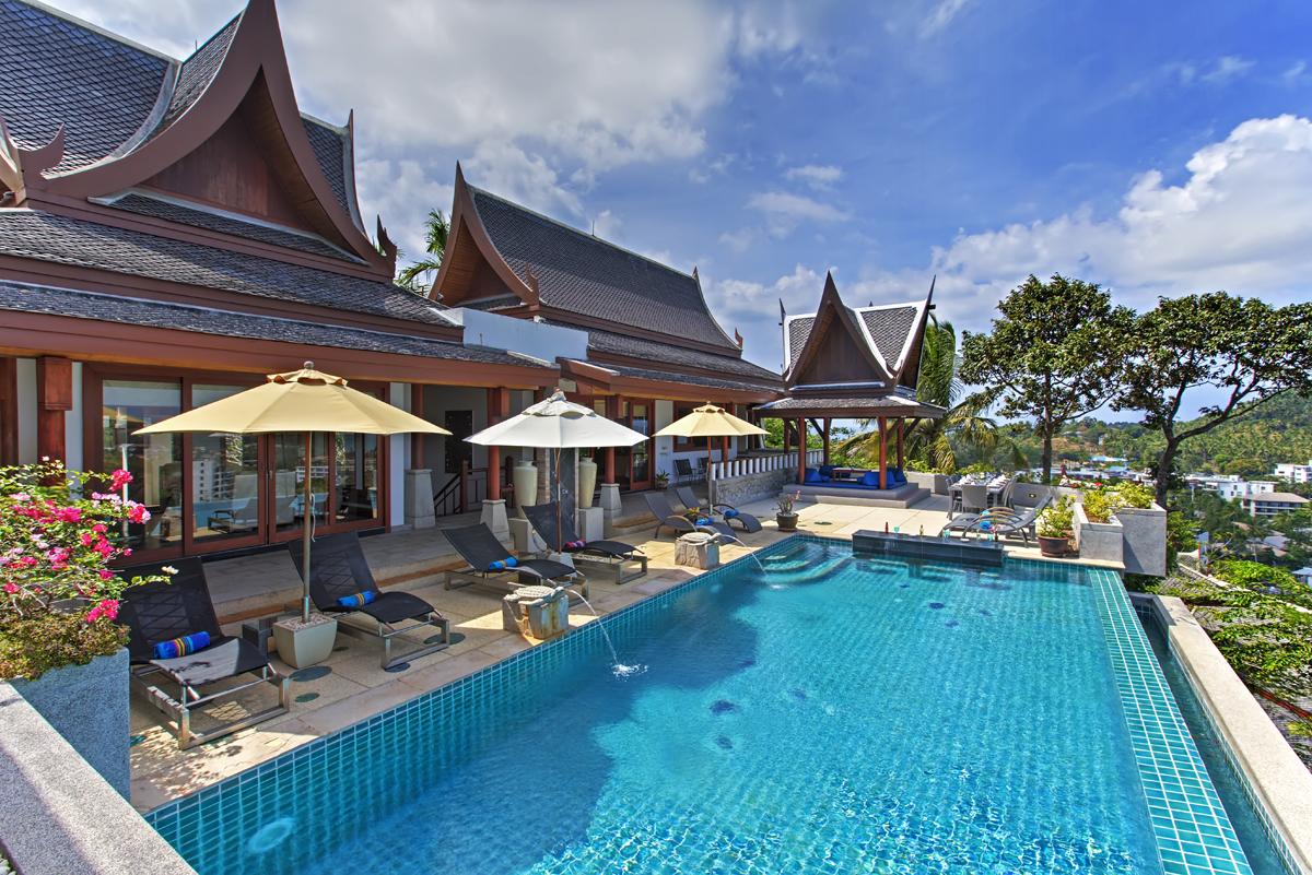 Villa De Luxe Et 15 Mn Patong Thailande
